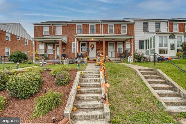 7125 E Baltimore Street, BALTIMORE, MD 21224 (#MDBC511630) :: The MD Home Team
