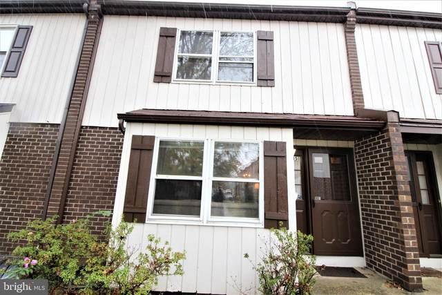 5 Shirley Lane H, LAWRENCEVILLE, NJ 08648 (#NJME304078) :: Holloway Real Estate Group