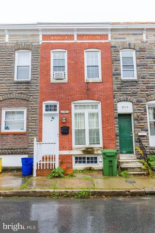 3715 Mount Pleasant Avenue, BALTIMORE, MD 21224 (#MDBA529910) :: Great Falls Great Homes