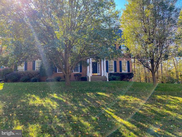 10810 Peninsula Court, MANASSAS, VA 20111 (#VAPW508384) :: RE/MAX Cornerstone Realty