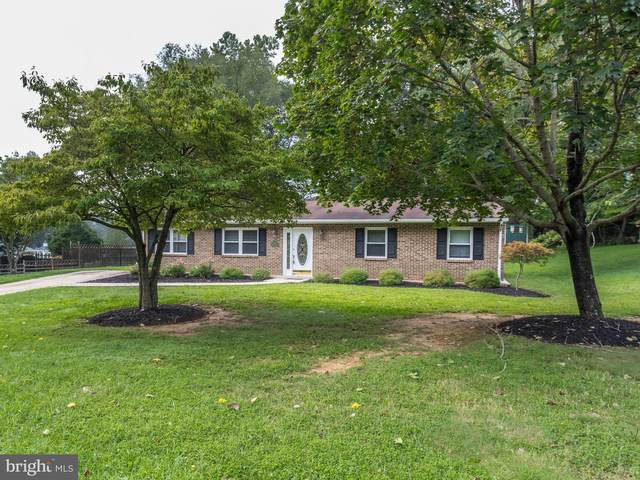 843 Pat Lane, HUNTINGTOWN, MD 20639 (#MDCA179570) :: Great Falls Great Homes