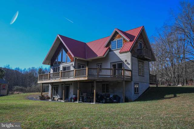 147 Ann Lee Hanks Drive, NEW CREEK, WV 26743 (#WVMI111516) :: Better Homes Realty Signature Properties