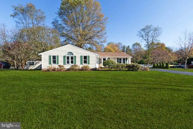 5028 Albrecht Lane, WARRENTON, VA 20187 (#VAFQ167988) :: Bob Lucido Team of Keller Williams Integrity