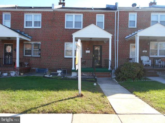 4229 Norfolk Avenue, BALTIMORE, MD 21216 (#MDBA529950) :: Ultimate Selling Team