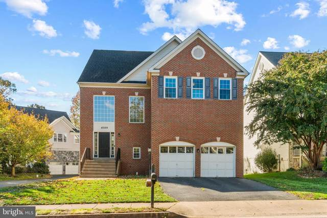 47529 Saulty Drive, STERLING, VA 20165 (#VALO424984) :: Ultimate Selling Team
