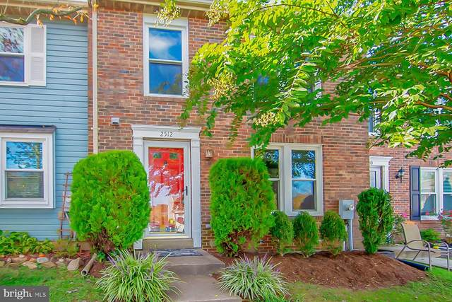 2512 Merrick Court, ABINGDON, MD 21009 (#MDHR253692) :: The Sky Group