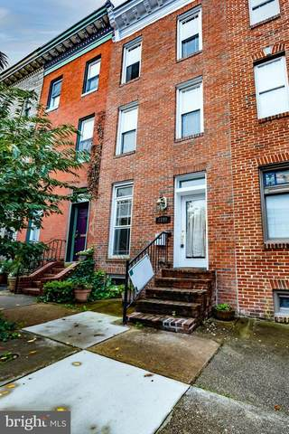 2209 Bank Street, BALTIMORE, MD 21231 (#MDBA530004) :: AJ Team Realty