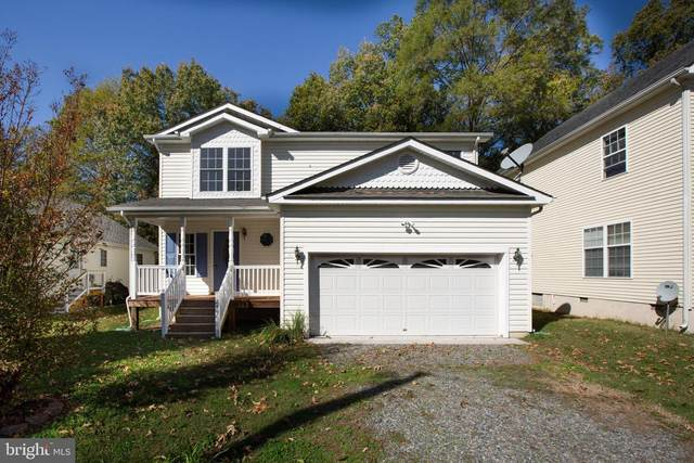 249 7TH Street, COLONIAL BEACH, VA 22443 (#VAWE117438) :: The Miller Team