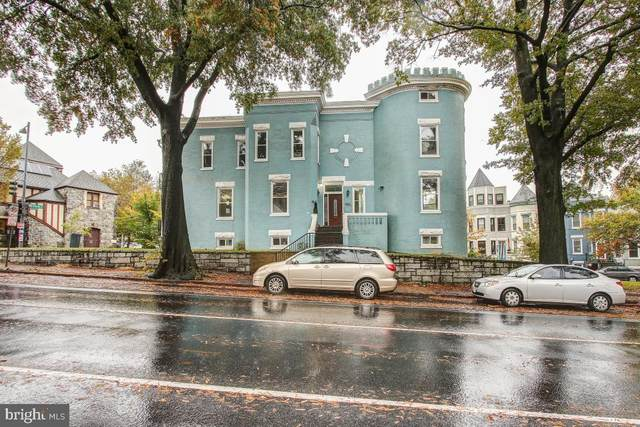 45 Rhode Island Avenue NE, WASHINGTON, DC 20002 (#DCDC494990) :: Gail Nyman Group