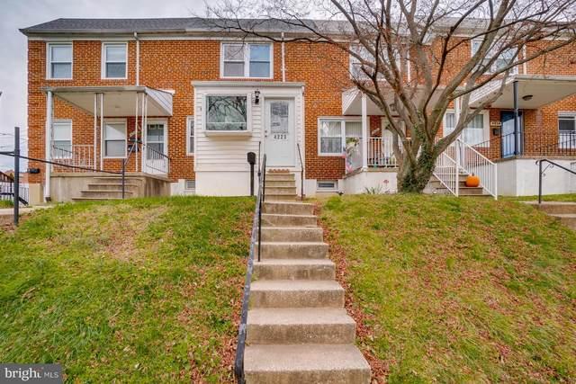 4223 Elsa Terrace, BALTIMORE, MD 21211 (#MDBA530028) :: Great Falls Great Homes