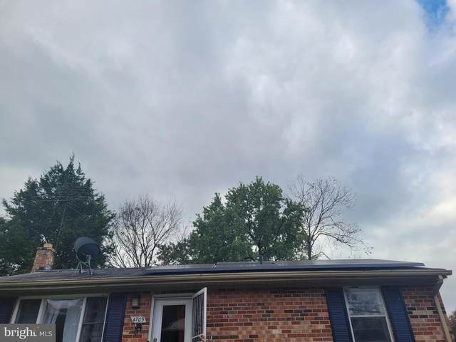 4703 Heath Street, CAPITOL HEIGHTS, MD 20743 (#MDPG586704) :: The MD Home Team