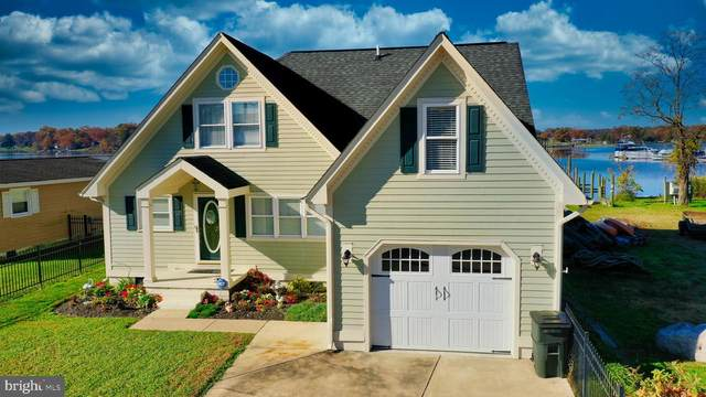 207 Monroe Bay, COLONIAL BEACH, VA 22443 (#VAWE117440) :: Give Back Team