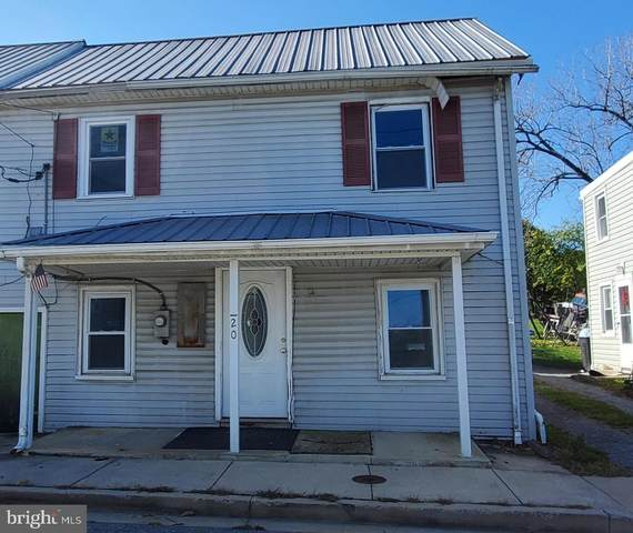 20 N Martin Street, CLEAR SPRING, MD 21722 (#MDWA175708) :: ExecuHome Realty