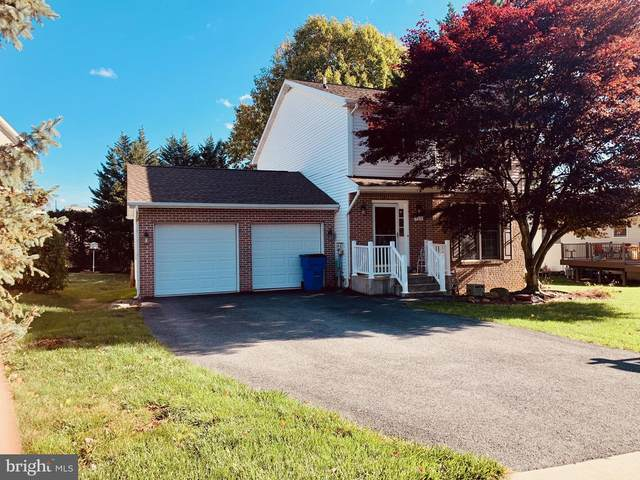 105 Rouzer Lane, THURMONT, MD 21788 (#MDFR273314) :: The Redux Group