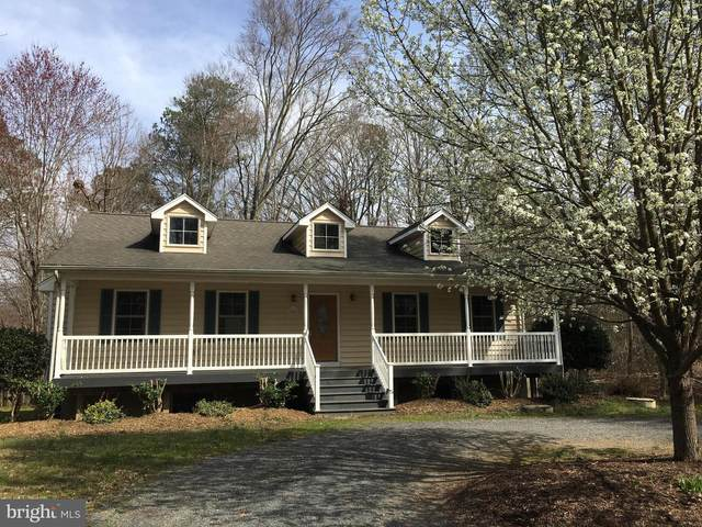 400 Longhorn Court, LUSBY, MD 20657 (#MDCA179586) :: Great Falls Great Homes