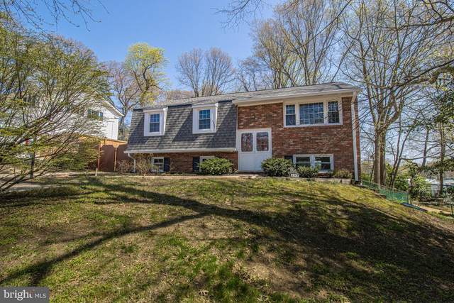 1237 Hilltop Drive, ANNAPOLIS, MD 21409 (#MDAA451614) :: The Miller Team