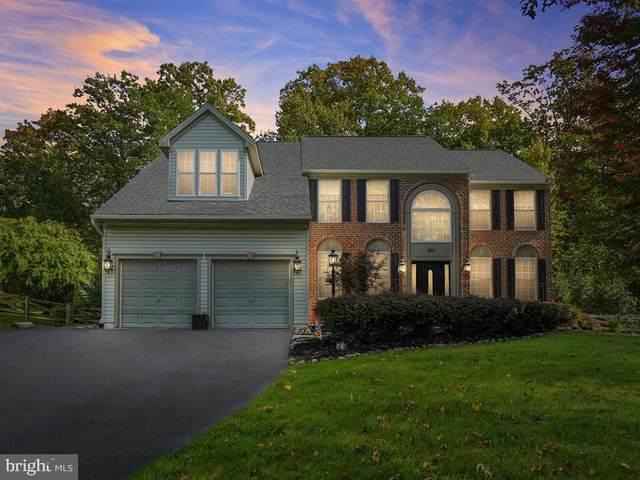 901 Park Ridge Drive, MOUNT AIRY, MD 21771 (#MDFR273324) :: The Sky Group