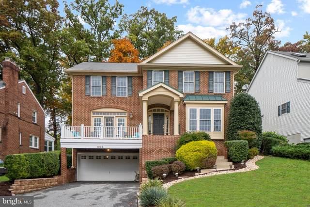 609 Lycoming Street, SILVER SPRING, MD 20901 (#MDMC732972) :: Better Homes Realty Signature Properties