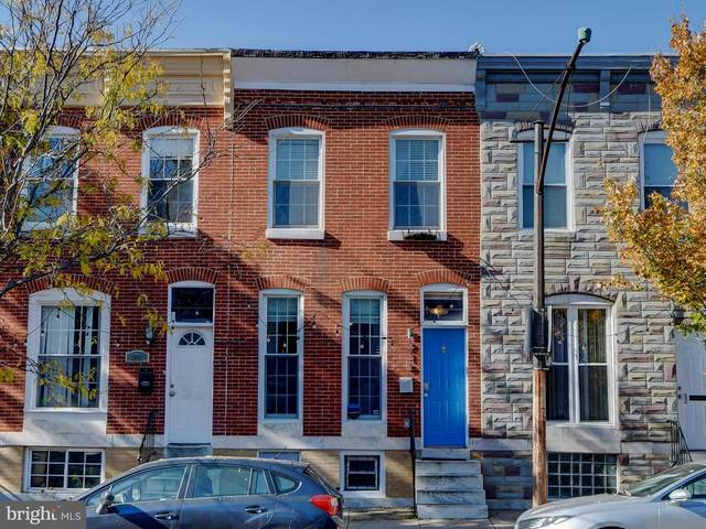 210 N Milton Avenue, BALTIMORE, MD 21224 (#MDBA530118) :: The Sky Group
