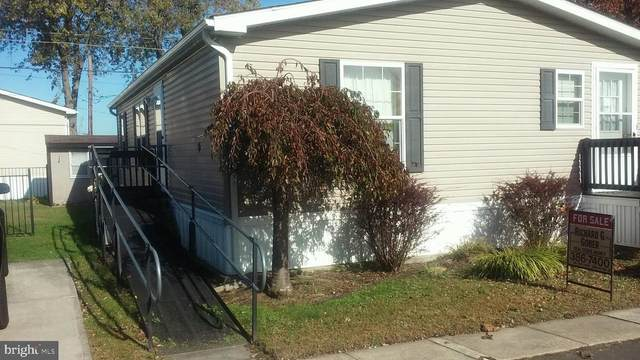 511 Wrightstown Sykesville Road #82, WRIGHTSTOWN, NJ 08562 (#NJBL385520) :: Holloway Real Estate Group