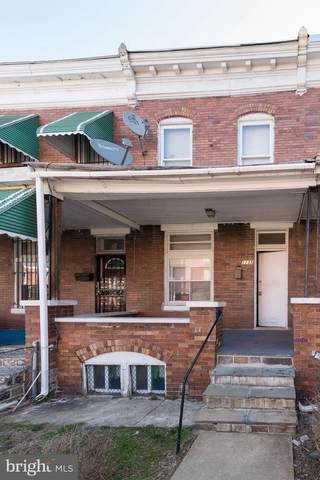 1135 Ashburton Street, BALTIMORE, MD 21216 (#MDBA530128) :: Gail Nyman Group