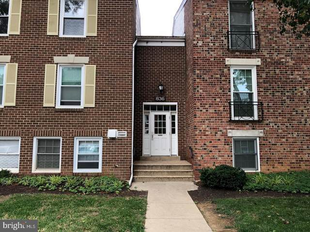 836 Quince Orchard Boulevard #201, GAITHERSBURG, MD 20878 (#MDMC732996) :: Network Realty Group