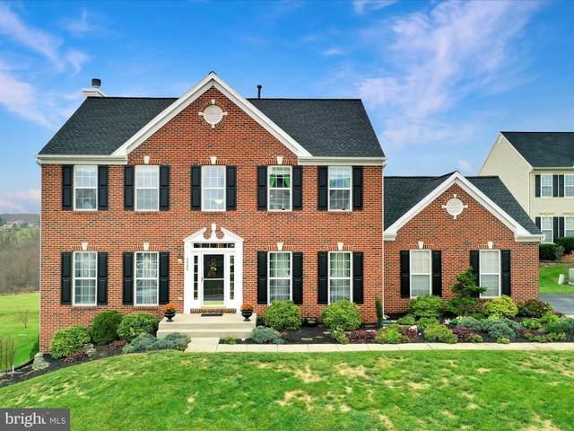 7743 Grand Lake Drive, SEVEN VALLEYS, PA 17360 (#PAYK148568) :: Century 21 Home Advisors