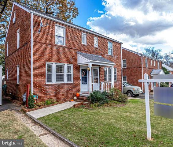 501 S Veitch Street, ARLINGTON, VA 22204 (#VAAR172312) :: AJ Team Realty