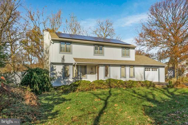 7 Chestnut Run Lane, WILMINGTON, DE 19805 (#DENC512510) :: The Matt Lenza Real Estate Team
