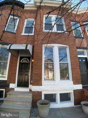 417 W 28TH Street, BALTIMORE, MD 21211 (#MDBA530158) :: The Miller Team