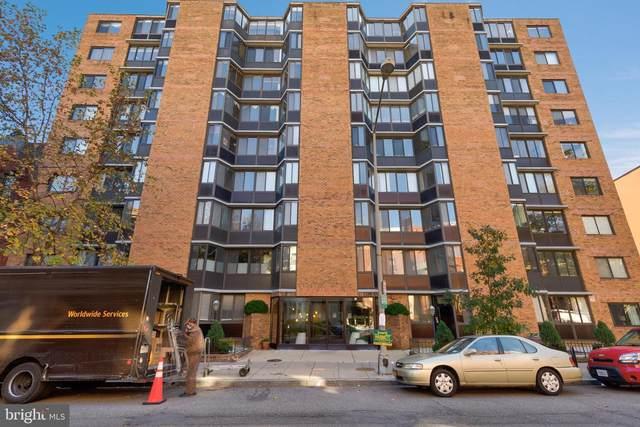 1718 P Street NW #904, WASHINGTON, DC 20036 (#DCDC495184) :: Gail Nyman Group