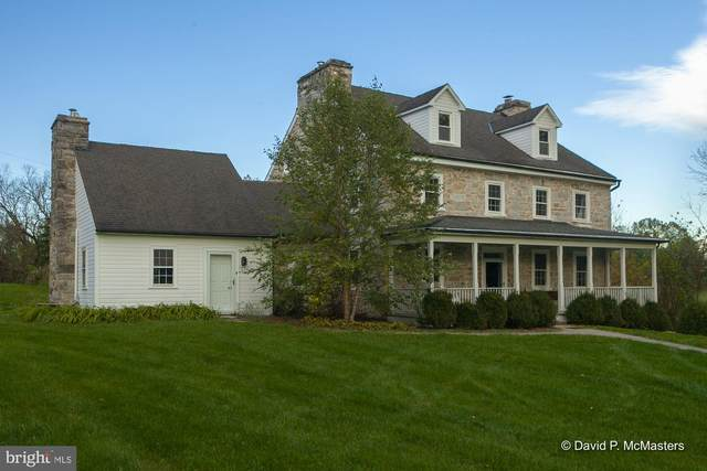 18631 Manor Church Road, BOONSBORO, MD 21713 (#MDWA175742) :: The Redux Group