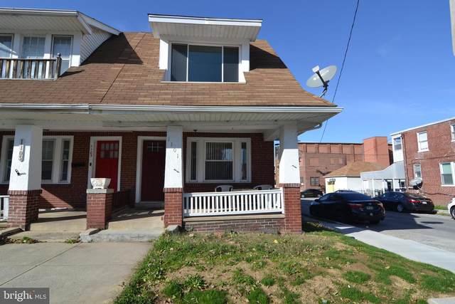 1101 W Princess Street, YORK, PA 17404 (#PAYK148604) :: Century 21 Home Advisors