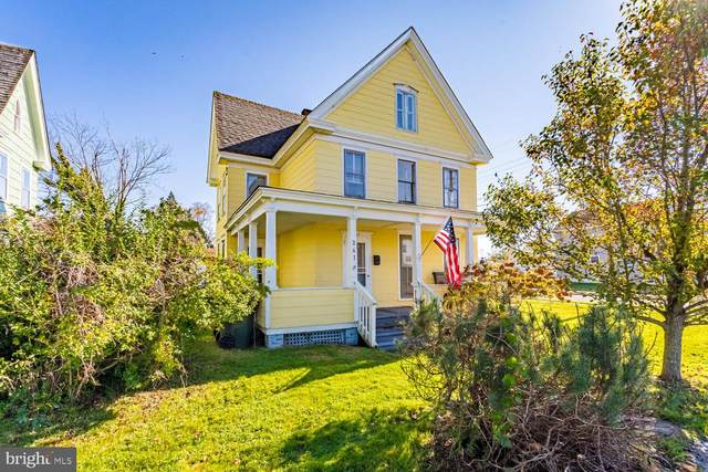 247 S Green Street, TUCKERTON, NJ 08087 (MLS #NJOC404780) :: Jersey Coastal Realty Group