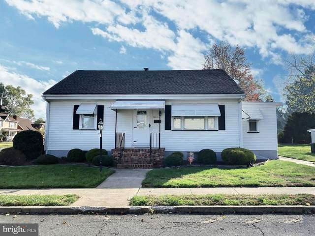 1701 W Mcgalliard Avenue, TRENTON, NJ 08610 (MLS #NJME304142) :: Team Gio | RE/MAX