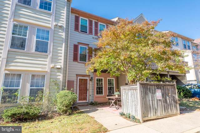 14604 Wexhall Terrace 2-22, BURTONSVILLE, MD 20866 (#MDMC733104) :: SURE Sales Group