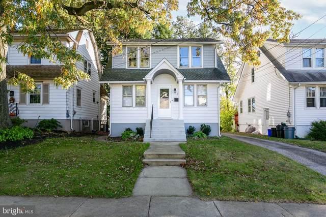 110 Woodbine Avenue, MERCHANTVILLE, NJ 08109 (#NJCD406584) :: Holloway Real Estate Group