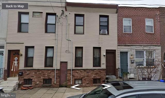 638 Fernon Street, PHILADELPHIA, PA 19148 (#PAPH952006) :: Nexthome Force Realty Partners