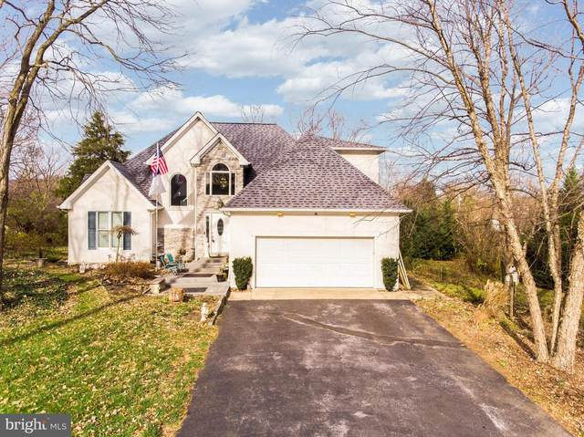 211 Tudor Drive, INWOOD, WV 25428 (#WVBE181690) :: The Sky Group