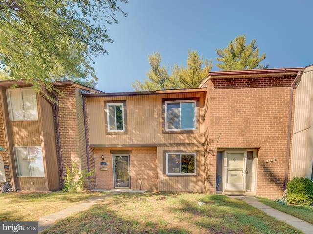 19502 Divot Place, GAITHERSBURG, MD 20879 (#MDMC733144) :: The Sky Group