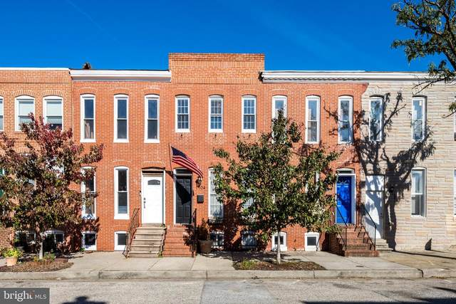 1104 W Cross Street, BALTIMORE, MD 21230 (#MDBA530284) :: Ultimate Selling Team