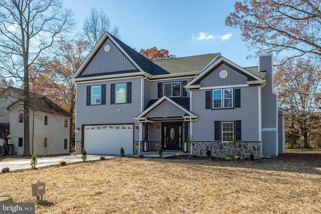 5430 Ruby Drive, FAIRFAX, VA 22030 (#VAFX1165422) :: The Riffle Group of Keller Williams Select Realtors
