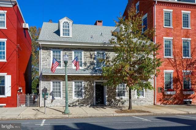 121 E Main Street, LITITZ, PA 17543 (#PALA173152) :: The Craig Hartranft Team, Berkshire Hathaway Homesale Realty