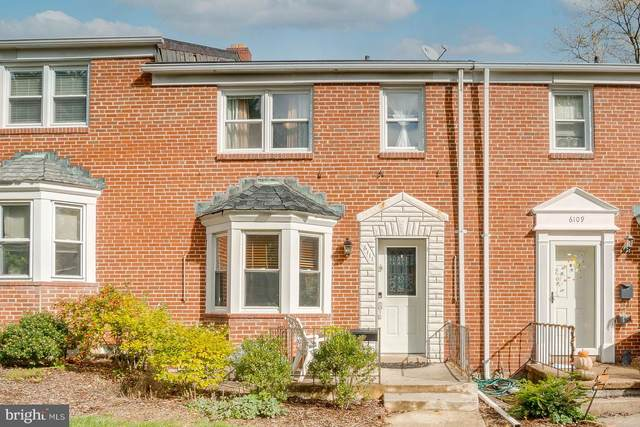 6111 Maylane Drive, BALTIMORE, MD 21212 (#MDBA530294) :: The Sky Group