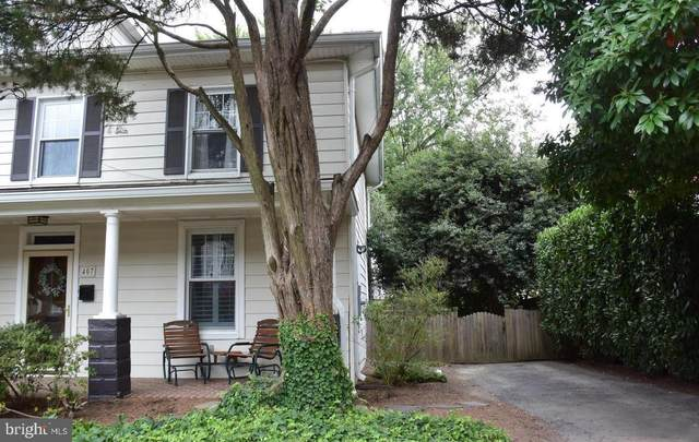 407 E Howell Avenue, ALEXANDRIA, VA 22301 (#VAAX253016) :: Great Falls Great Homes
