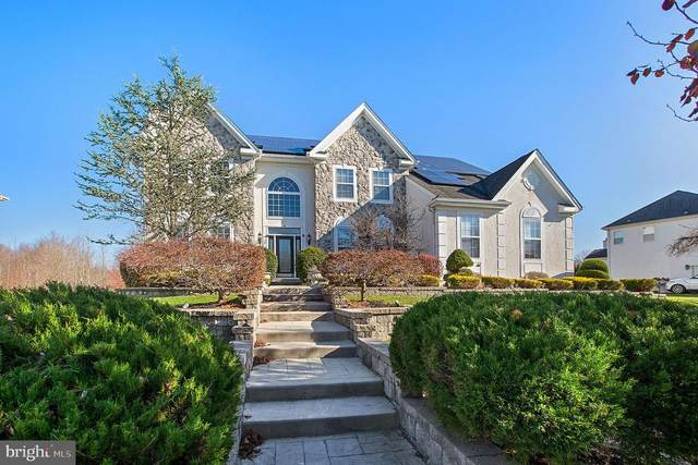 34 Rolling Glen Court, MOUNT LAUREL, NJ 08054 (#NJBL385644) :: Drayton Young