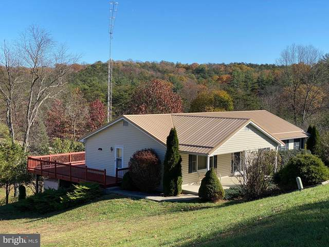 19 Petunia Lane, BERKELEY SPRINGS, WV 25411 (#WVMO117736) :: AJ Team Realty