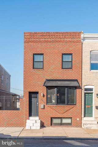 3408 Claremont Street, BALTIMORE, MD 21224 (#MDBA530338) :: Better Homes Realty Signature Properties