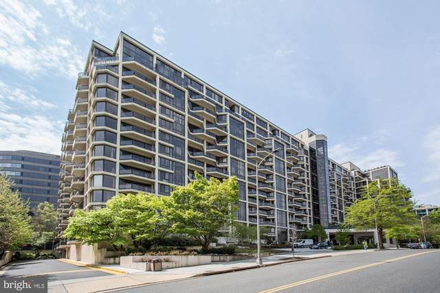 1530 Key Boulevard #126, ARLINGTON, VA 22209 (#VAAR172382) :: Bruce & Tanya and Associates