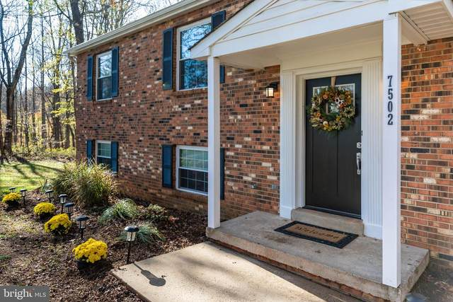 7502 Elmores Lane, WARRENTON, VA 20187 (#VAFQ168038) :: Bob Lucido Team of Keller Williams Integrity